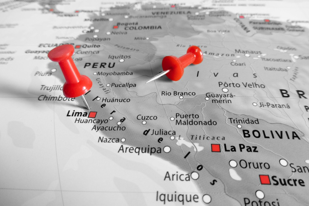 Nu Skin Open in Peru