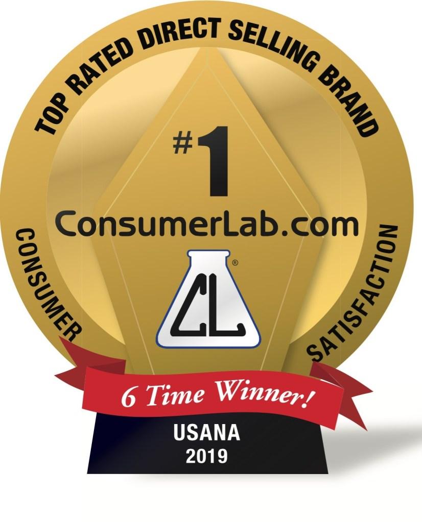 USANA Named Top Rated