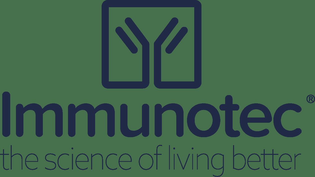 Immunotec new logo centered