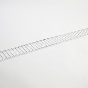 Shelf risers and dividers for retail shop shelving systems