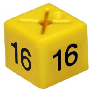 Hanger Size Cubes - Size 16