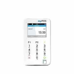 myPOS Mini White - Mobile Card Reader