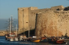 Kyrenia, a historic, laid-back harbour town 2