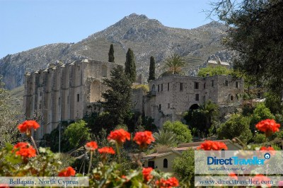The enchanting Bellapais Abbey