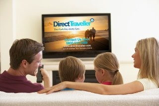 National TV advertising