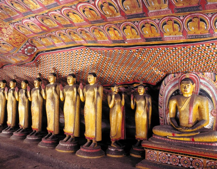 Buddhism and Sri Lankan Cultural Heritage 1