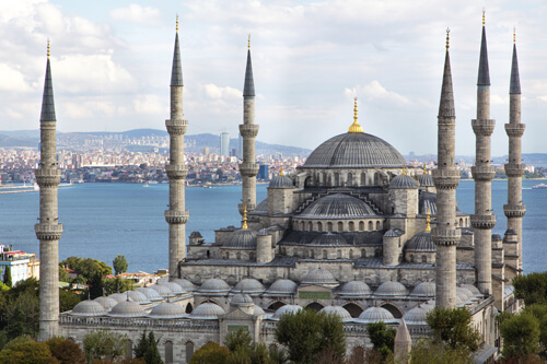 Beautiful Mosques in Istanbul