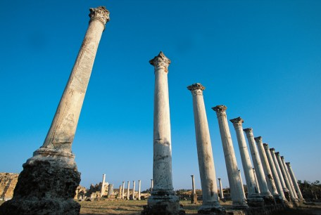 The Epic Salamis Ruins In Famagusta 2