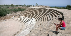 The Epic Salamis Ruins In Famagusta 3