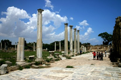 The Epic Salamis Ruins In Famagusta 8