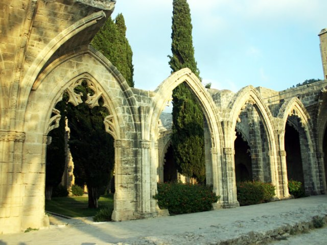 Bellapais Abbey