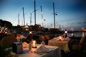 Dinner in Kyrenia - North Cyprus nightlife