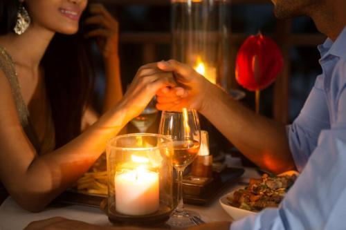 Romantic night in North Cyprus - couples holidays