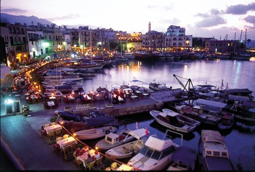 Enjoy the beauty of Kyrenia Harbour