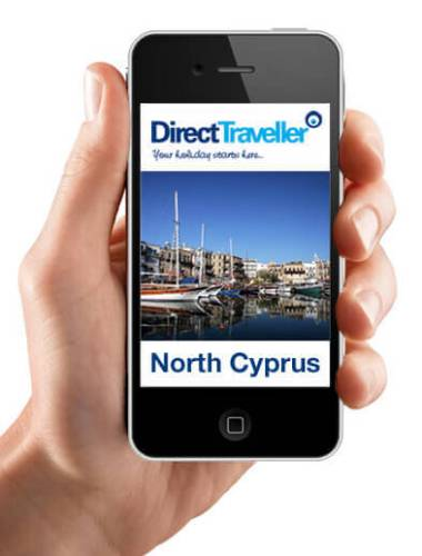 Direct Traveller Iphone app
