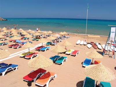 Turkish Beaches | North Cyprus beach