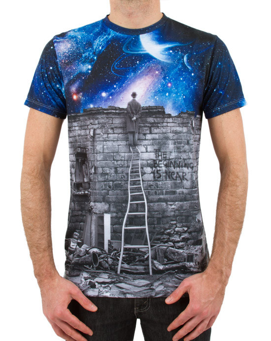 dye sublimation t-shirt printing