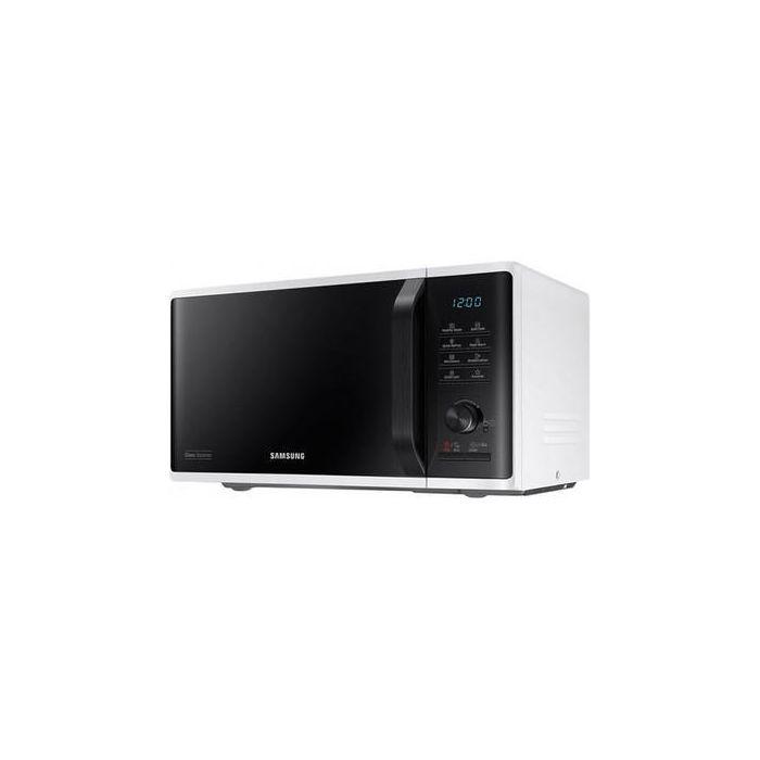 samsung ms23k3555ew new digital control solo microwave oven 23l 800w white