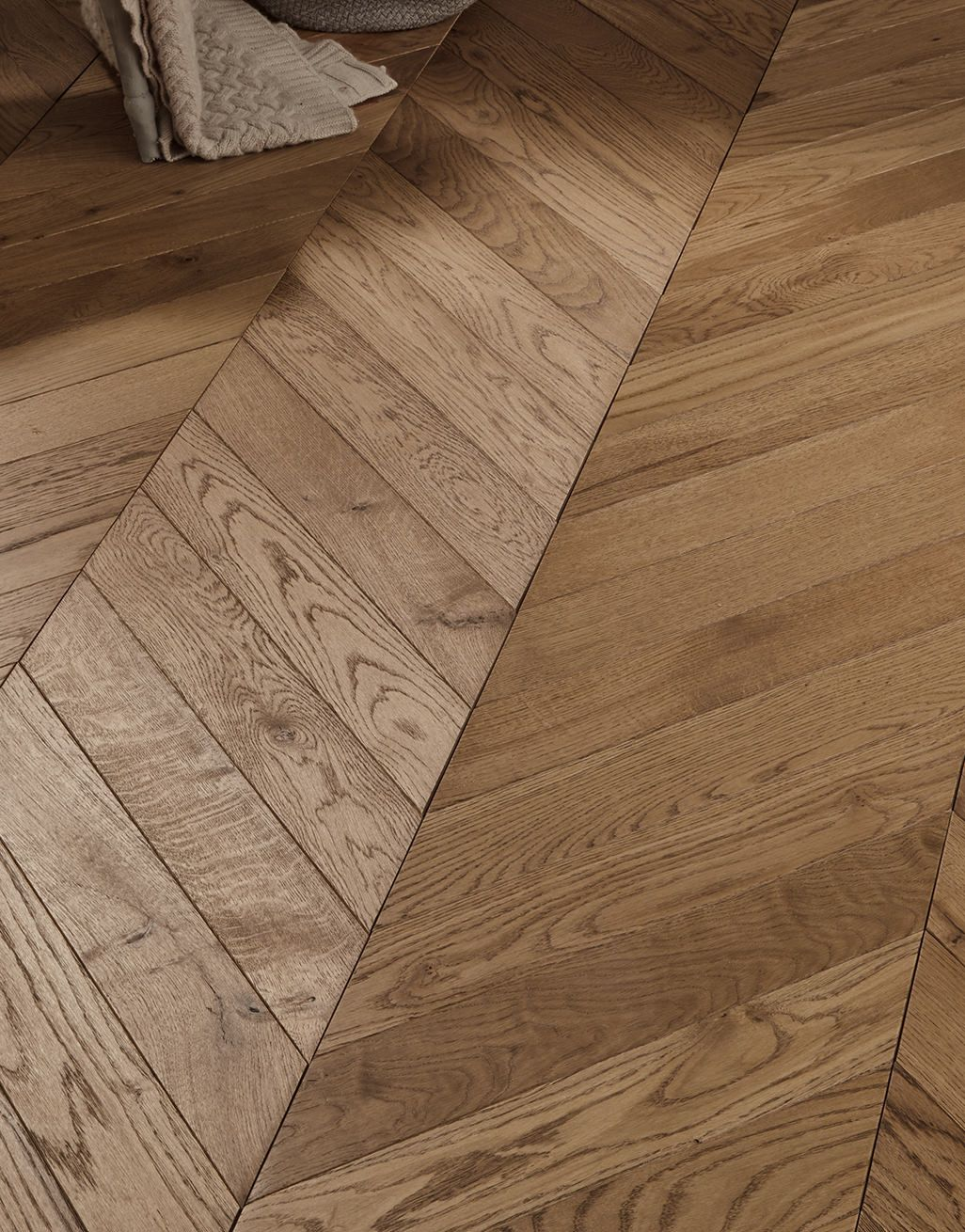 park avenue chevron espresso oak brushed oiled solid wood flooring