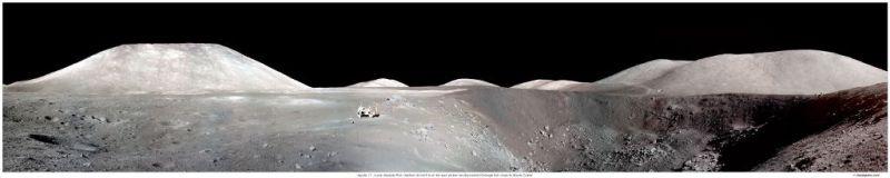 Apollo 17 - Magnifica Desolazione