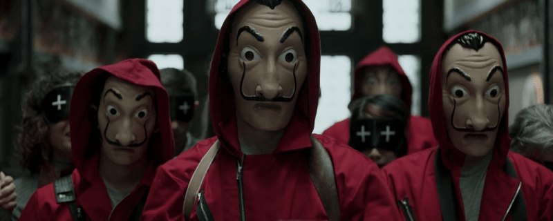 La Casa Di Carta La Recensione Della Serie Tv Netflix