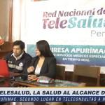 DIRESA propulsando el uso de las tecnologías (TICs) para hacercar más a las poblaciones excluidas en Apurímac