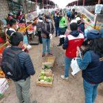 EN ABANCAY CLAUSURAN TEMPORALMENTE MERCADO CENTENARIO POR MALAS PRÁCTICAS DE SALUBRIDAD