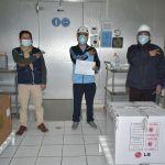 Nuevos lotes de vacunas para seguir vacunando a nuestra población Apurimeña.