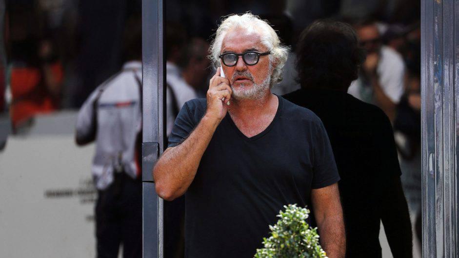 """Briatore: """"Vendo tutto e lascio l'Italia, il divorzio? Costa troppo"""""""
