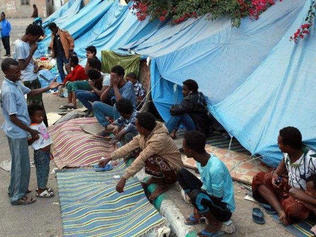 A Large Number of Ethiopians Continued Migrating to Yemen