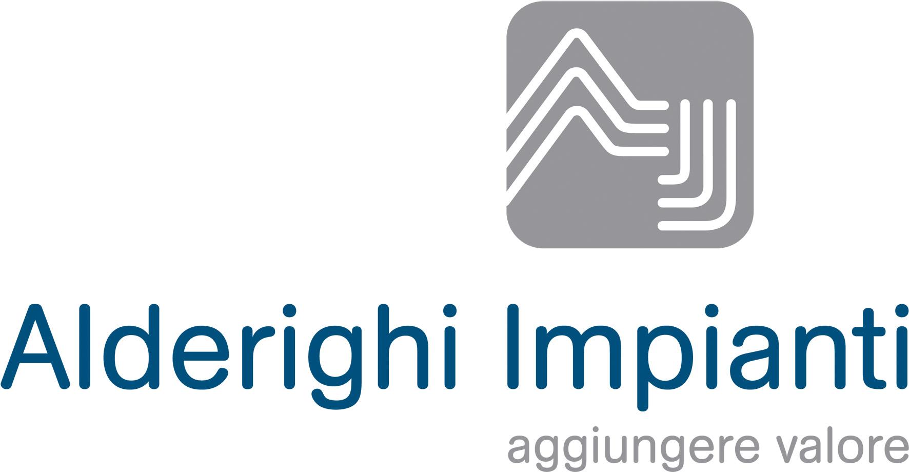 Logo aziendale Alderighi Impianti