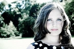 Portretas: Miglės žvilgsnis