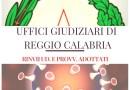 Misure Organizzative GdP di Reggio Calabria
