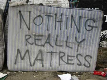 Used Mattress