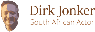 Dirk Jonker South African Actor