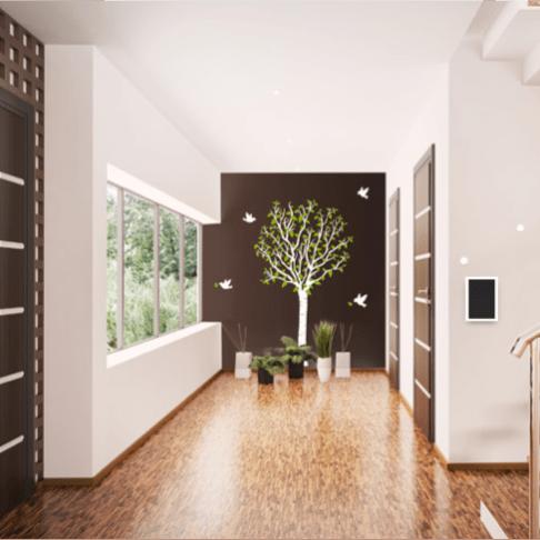 DIRROR S weiß smart home controller