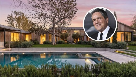Brad Grey Holmby Hills Estate