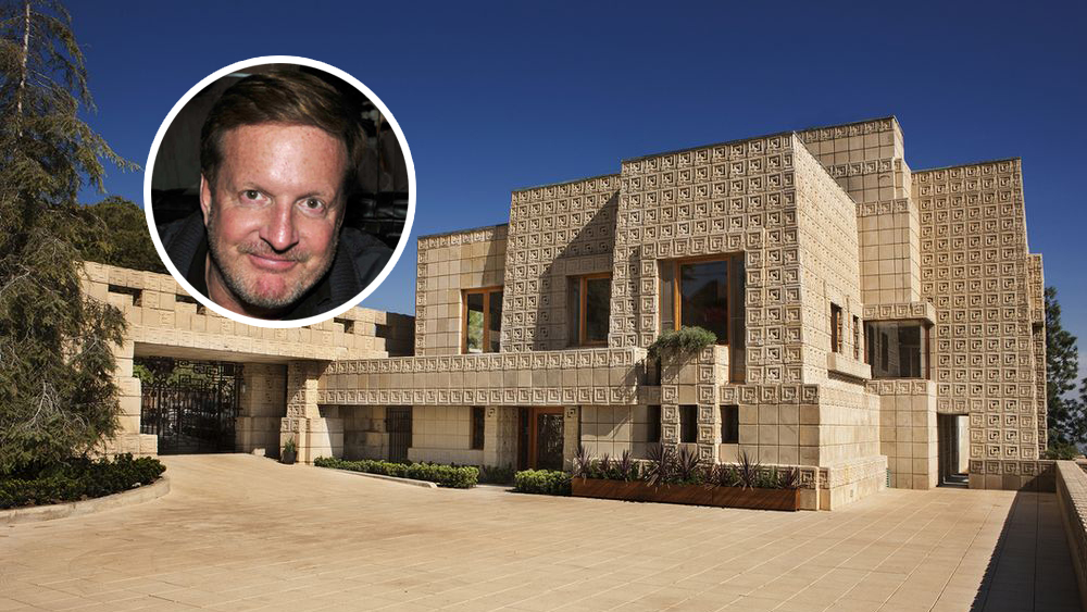 Frank Lloyd Wright's Ennis House Sells for $18 Million, Setting New Record