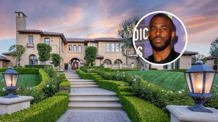 Chris Paul House