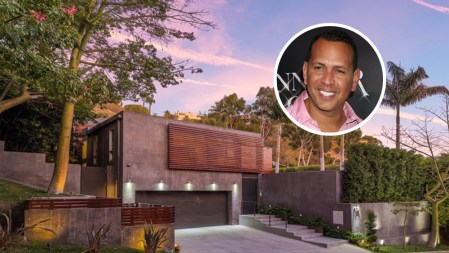 Alex Rodriguez House