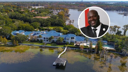 Shaquille O'Neal House
