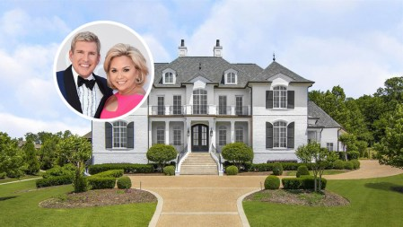 Todd Chrisley Mansion