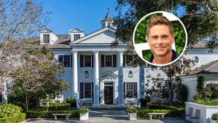 Rob Lowe Montecito Mansion