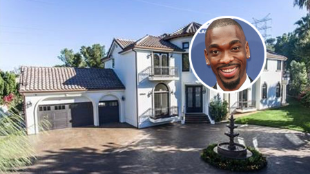 Jay Pharaoh House Tarzana
