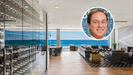 Joe Lacob House Malibu