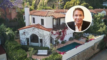Marcus Buckingham House West Hollywood