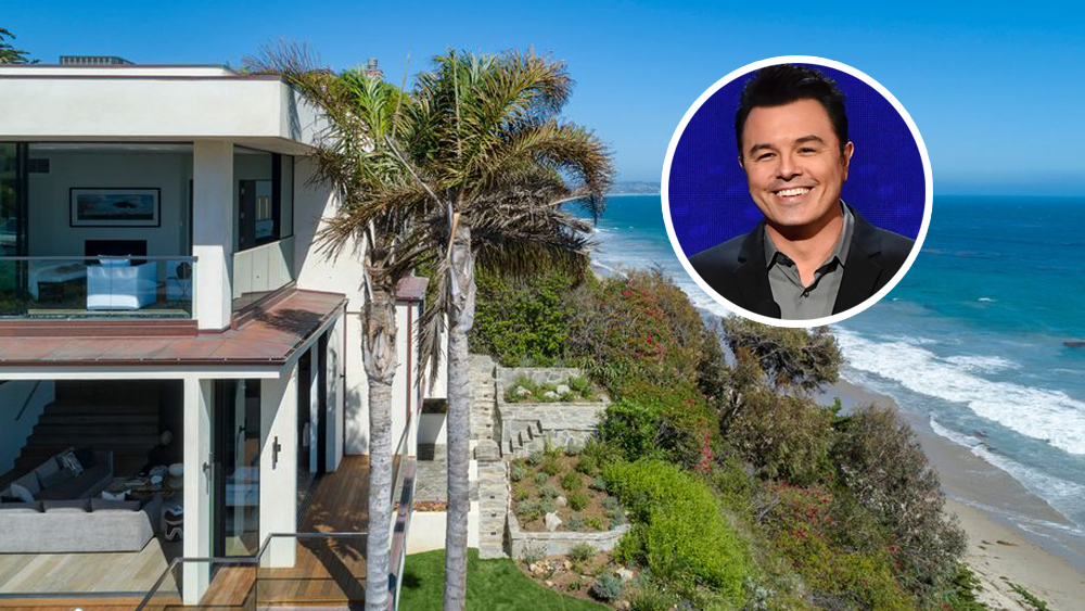 Seth MacFarlane Drops $15 Million on Malibu Beach House