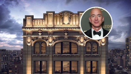 Jeff Bezos House Fifth Avenue