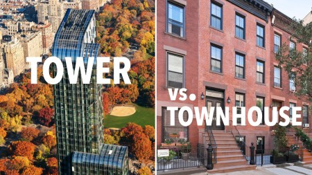 Tower vs. Towhouse