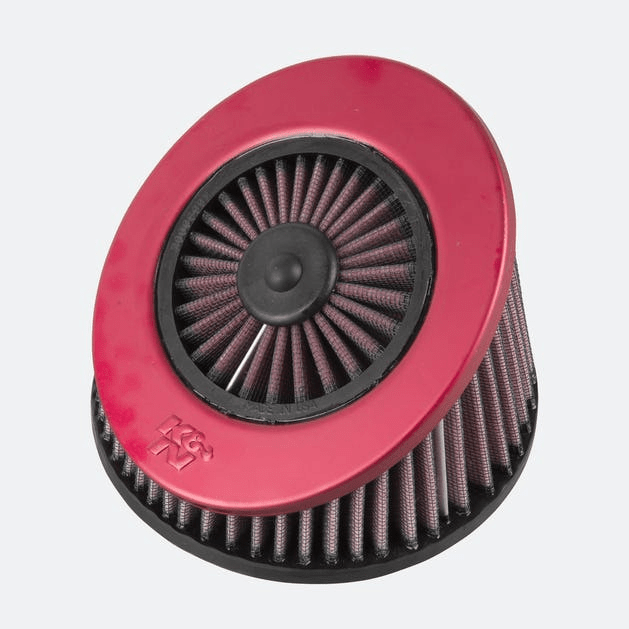 What the the different types of air filter used on dirt bikes